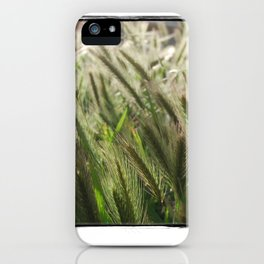 Soft Breeze iPhone Case