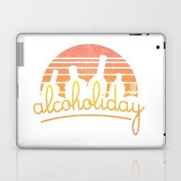 Alcoholiday Laptop & iPad Skin