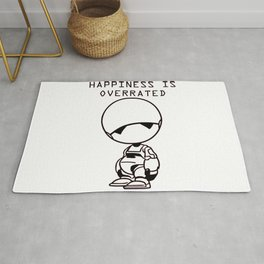 Marvin Hitchhiker's Guide to the Galaxy Rug