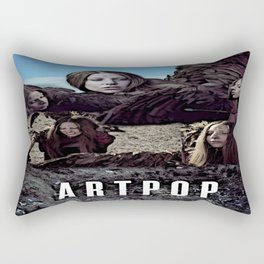 ARTPOP (G.U.Y) Rectangular Pillow