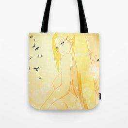 Naruto Ino Yamanaka Tote Bag
