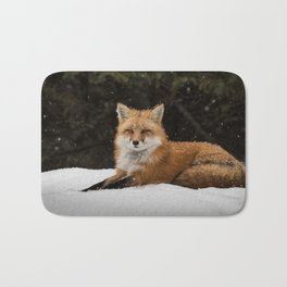 Artic Fox Bath Mat