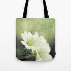 pretty in green. Tote Bag