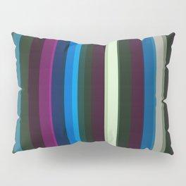 Vertical stripes Pillow Sham