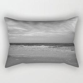A Day at the Shore Rectangular Pillow