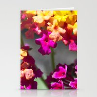 ombre Stationery Cards featuring Ombre by Darkest Devotion