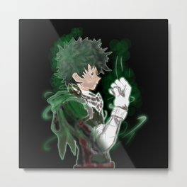 Sad Boy Metal Print