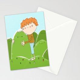 do you need a hug? Stationery Cards