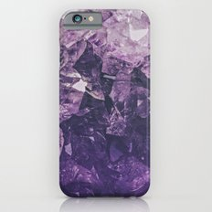 Amethyst Gem Dreams Slim Case iPhone 6