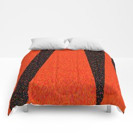 Points and Angles Comforters