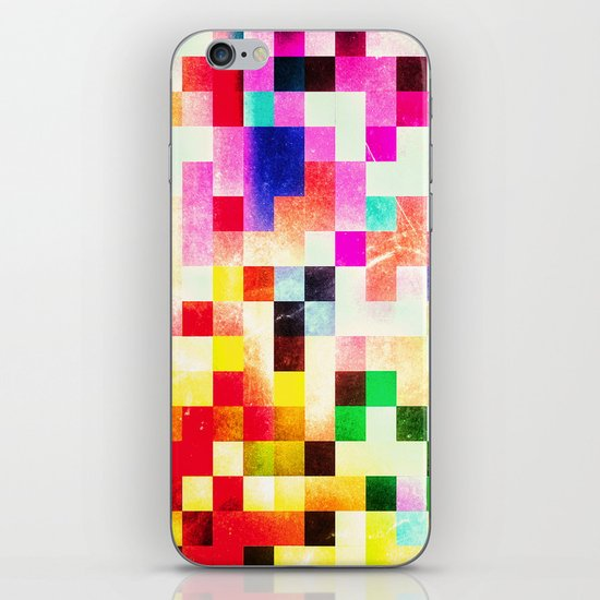 GROWN UP PIXELS iPhone & iPod Skin