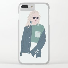 GiGi Clear iPhone Case