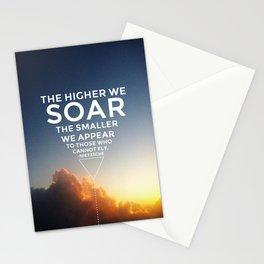 Soar. Stationery Cards