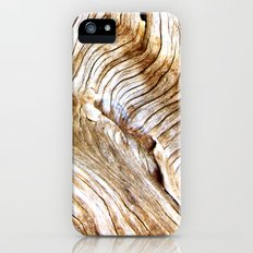 Organic design Tree Wood Grain Driftwood natures pattern Slim Case iPhone (5, 5s)