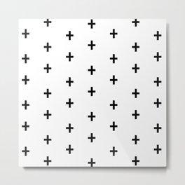 Halle Metal Print