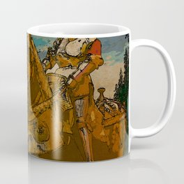 The Quest, Bound For Glory Coffee Mug