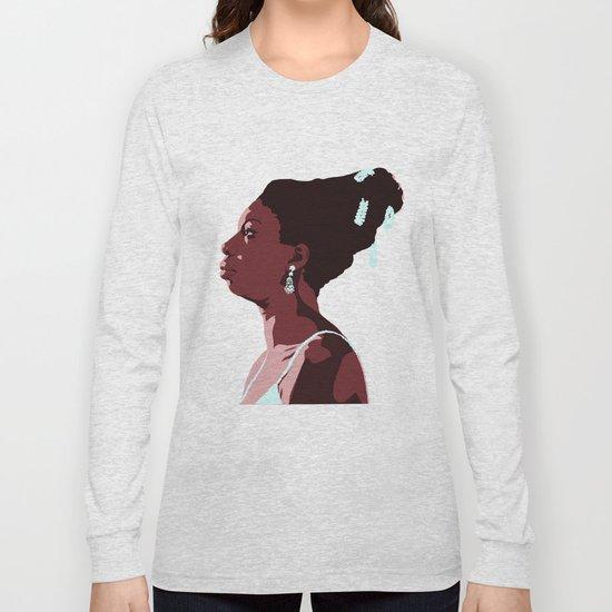 Nina Simone by sdryan