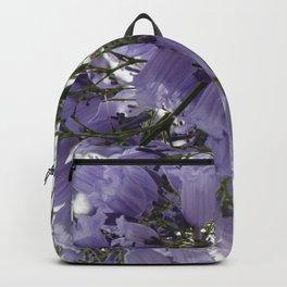 It's Raining Purple Cups Backpack