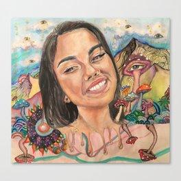 AlexisDrew Canvas Print