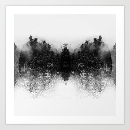 disintegrate 1.0 Art Print