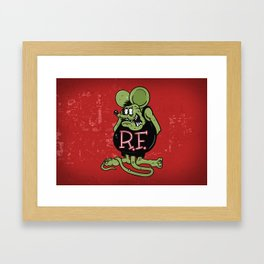 Fink Framed Art Print