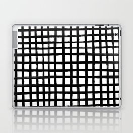 Hand-painted Grid Laptop & iPad Skin
