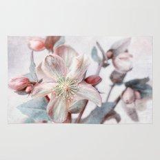 winter blossom Rug