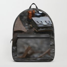 discarded nature Backpack