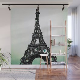 Eyeful Tower Color Wall Mural