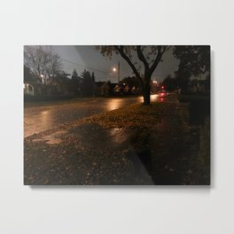 NEIGHBOURHOOD Metal Print