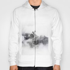 Voice and Reality BW #society6 Hoody