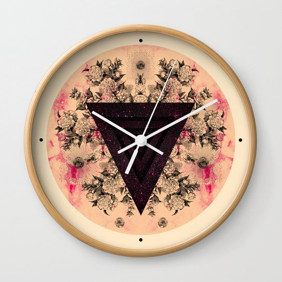 T.C.W. ii Wall Clock