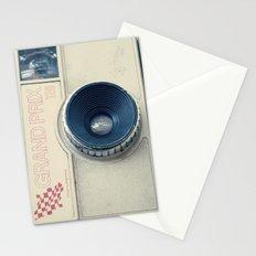 Film Camera Grand Prix 126 Stationery Cards