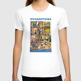 Vintage Phantom by iamjohnlogan T-shirt