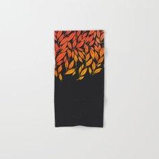 Autumn leaves Hand & Bath Towel