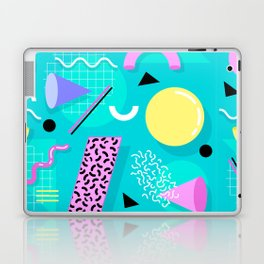 Memphis Laptop & iPad Skin