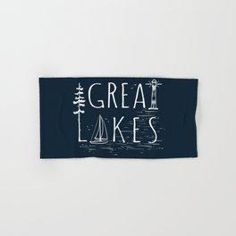 Great Lakes Hand & Bath Towel