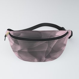 Black bow 2 Fanny Pack