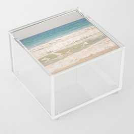 Beach Waves Acrylic Box