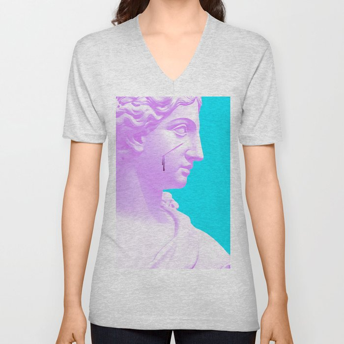 Fifty Shades of Pink Unisex V-Neck