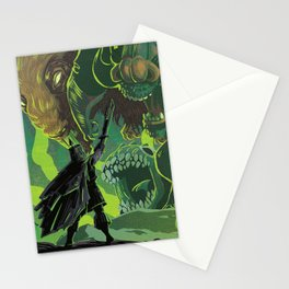 Against All Odds Stationery Cards