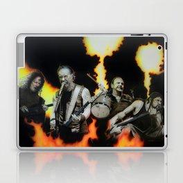 'Fire Rain On Me' Laptop & iPad Skin