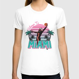 """The Victrs """"Welcome To Miami"""" T-shirt"""