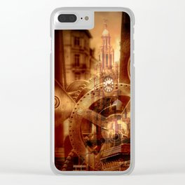 time for the graces Clear iPhone Case