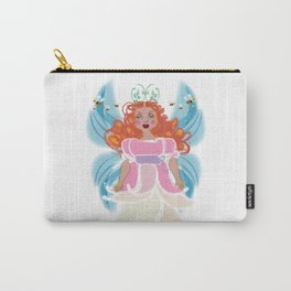 Bee Brigid Carry-All Pouch