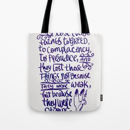Vlogbrothers- Thoughts From A Battlefield Tote Bag