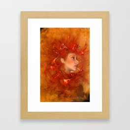 Vesta Framed Art Print