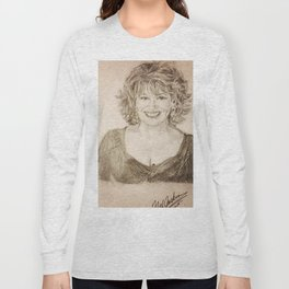 Joy Behar Long Sleeve T-shirt
