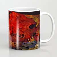 bali Mugs featuring Bali by Jose Luis
