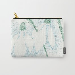 flower II Carry-All Pouch